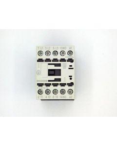 CONTATTORE DI POTENZA DILM12-10 3p+1NA, 5.5kW/400V/AC3 COD. 276845